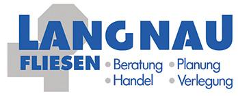 Langnau Fliesen Logo