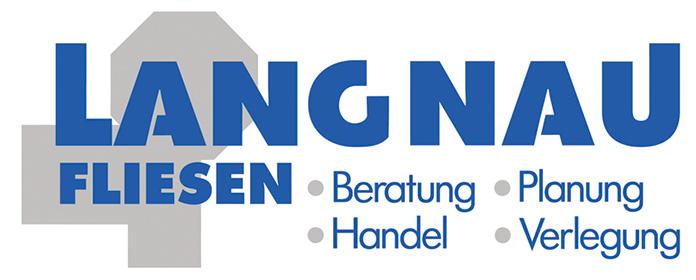 Langnau Fliesen Retina Logo
