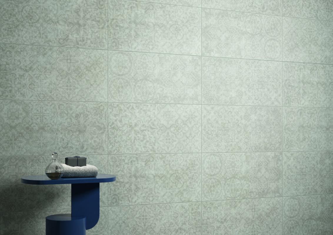 Wand- und Bodenkonzept PURE BASE von Villeroy & Boch Fliesen
